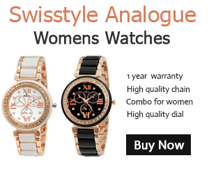 Swisstyle Analogue Womens Watches