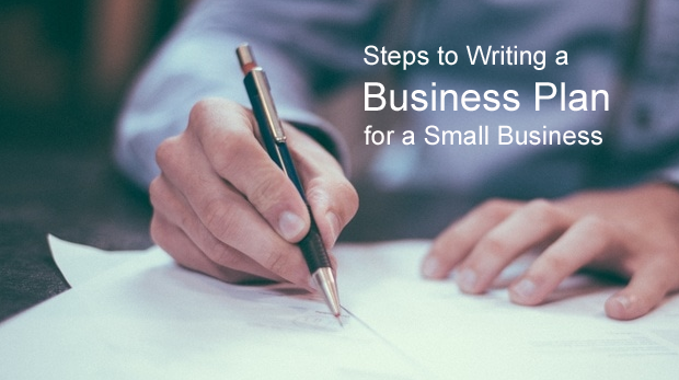 how to write a small business plan step by step