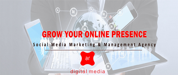 AR Digital Media in Ahmedabad - Web Development Company
