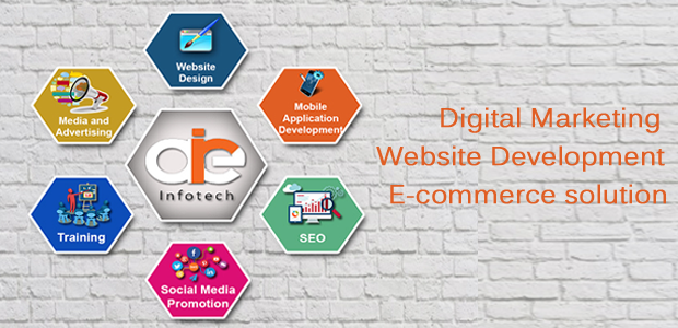 ARE InfoTech in Ahmedabad - Digital Marketing Agency