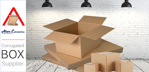 Atoz Enterprise in Ahmedabad - Corrugated Box Suppliers