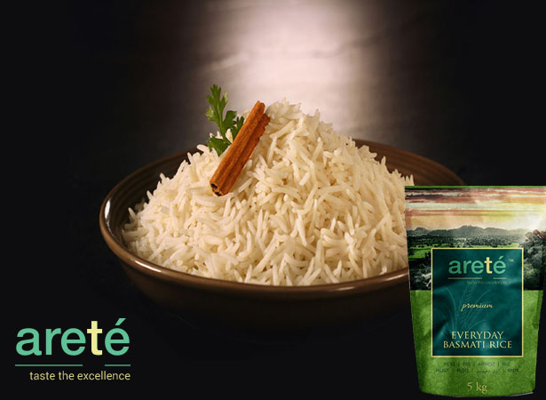 Basmati Rice Exporters, Manufacture & Suppliers in Ahmedabad - Areté