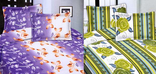 Bed Sheet Fabrics Manufacturer & Supplier in Ahmedabad - Shradha Export Mill