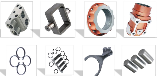 Bon Engineers in Rajkot - Hydraulic Parts Manufacturers - Mechanical Parts Suppliers