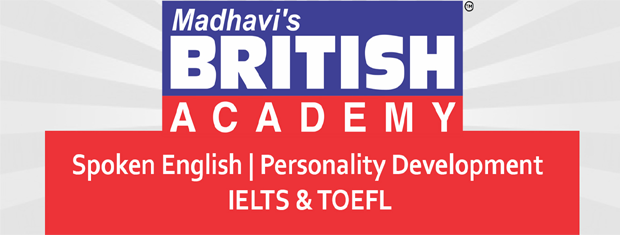 British Academy in Ahmedabad - IELTS Tutorials - Madhavi Khandwala