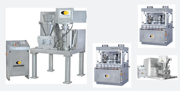 Cemach Machineries Ltd, Ahmedabad - Pharmaceuticale Machineries Manufacturer & Exporter