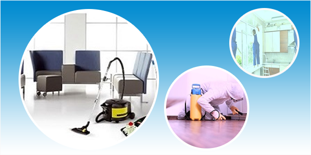 Corporate Housekeeping Service Provider in Ahmedabad - Dhruv Enterprise