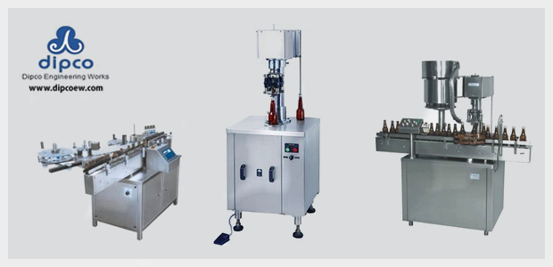Dipco Engineering Works in Ahmedabad - Labeling Machine Manufacturer, Exporter and Supplier