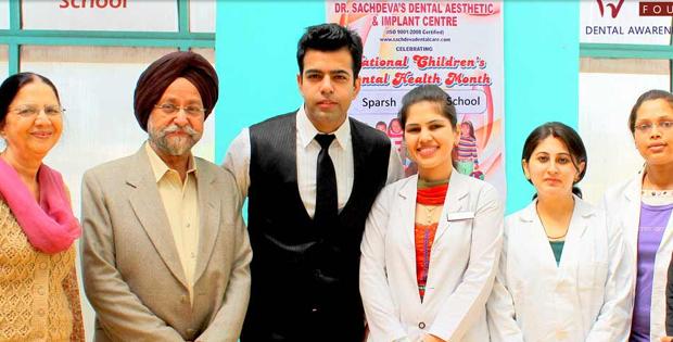 Dr sachdeva's Dental Institute - Dental Aesthetic & Implant Centre in Delhi