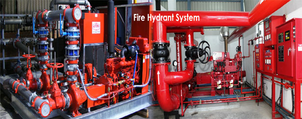 Fire & Safety Solutions Provider in Ahmedabad - Fire Projects