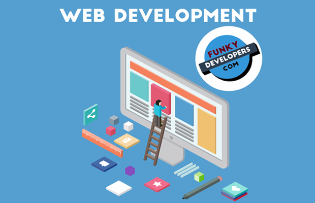 Funky Developers in Ahmedabad - Web Application Development Company