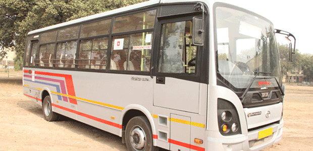 GSRTC - Gujarat State Road Transport Corporation - Central Office