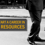 Getting your First HR Job - How to Start a Career in Human Resources