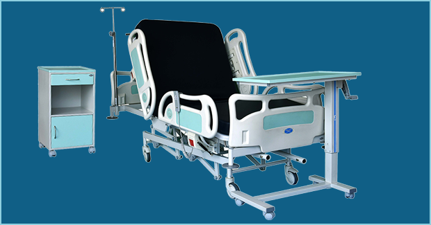 Gita Steel Furniture in Ahmedabad - Hospital Furniture Manufacturer and Supplier
