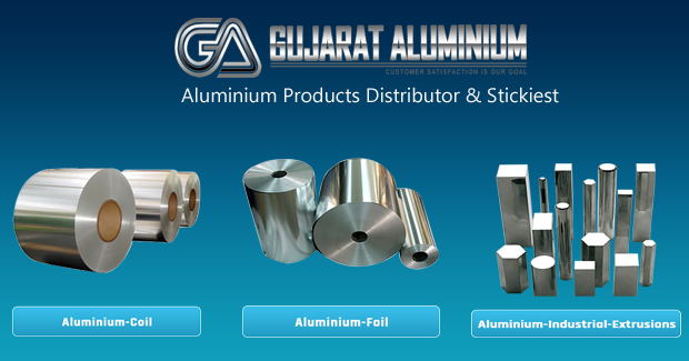 Gujarat Aluminium in Ahmedabad - Distributor & Stickiest of Aluminium Products