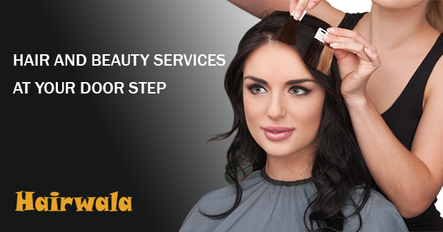 Hairwala in Ahmedabad - Hair Salon Service Provider