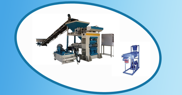 Hardic Engineering - Paver Block Making Machine Manufacturer, Supplier & Exporter in Ahmeabad