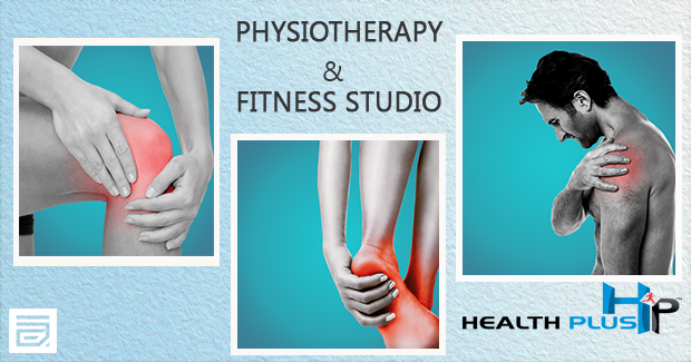 Health Plus in Ahmedabad - Physiotherapy & Dynamic Fitness Studio
