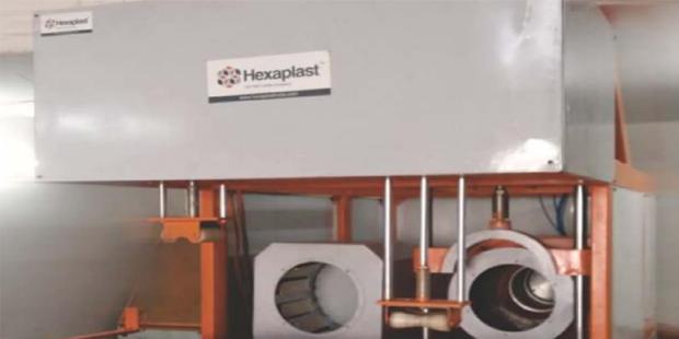 HexaPlast, Ahmedabad - PVC Pipe Belling Machine Manufacturer -Exporter - Supplier