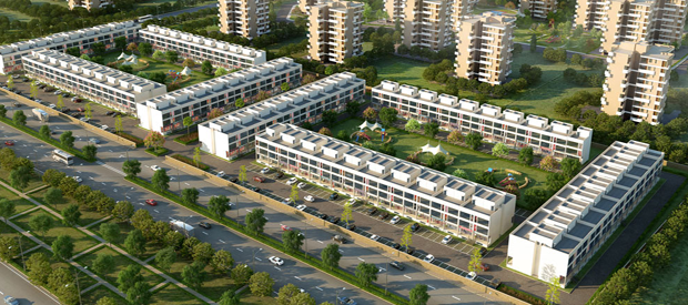 Jaypee Green Wish Town Noida - Residential apartments in Greater Noida