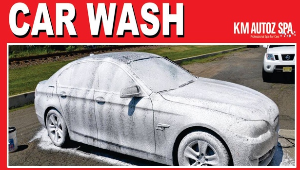 KM Autoz Spa in Ahmedabad - Car Washing Services