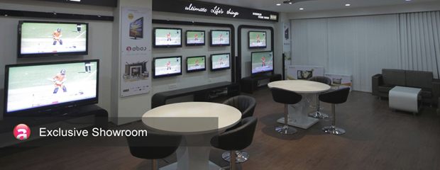 LCD and LED Televisions Suppliers in Ahmedabad