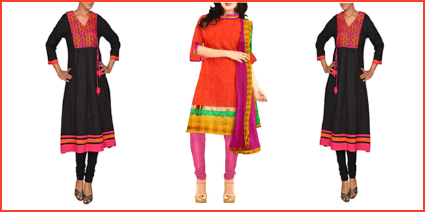 Ladies Kurti, Ladies Leggings and Salwar Suit Manufacturer in Ahmedabad - Kinjal Enterprise
