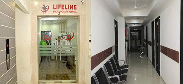 Lifeline Multispeciality Hospital in Ahmedabad - Super Speciality Hospital