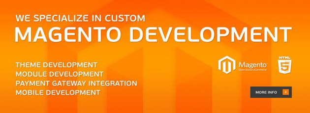 Magento Development Services in Ahmedabad