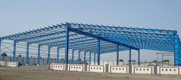 Mahakali Fabricators & Engineering in Kalol - Industria Shed Work