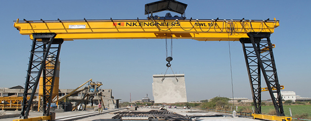 Material Handling Equipment Manufacturer - N K Engineers
