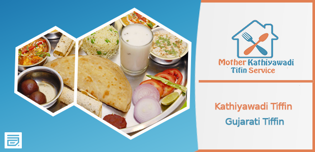 Mother Kathiyawadi Tiffin Service in Gandhinagar - Gujarati Tiffin Service