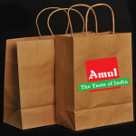 NID Student, Shanvi Gupta designs eco-friendly take away bag for Amul