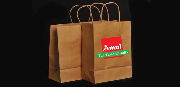 NID Student, Shanvi Gupta designs eco-friendly take away bag for Amul