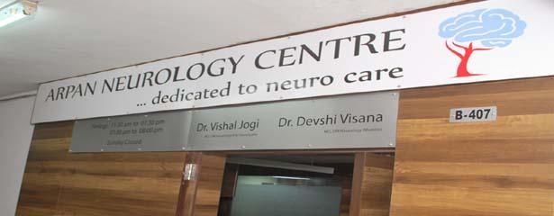 Neurologist Consultant - Arpan Neurology Center in Ahmedabad