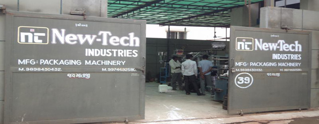 New-Tech Industries in Odhav - Packaging Machinery Manufacturers