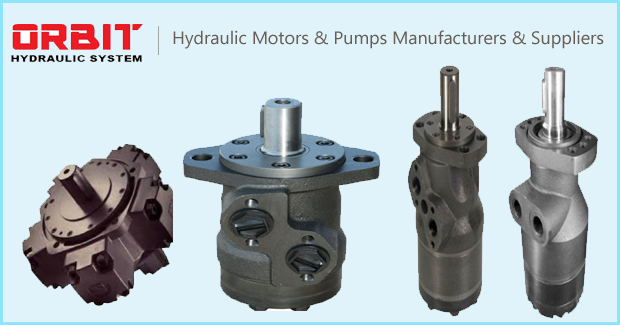 Orbit Hydraulic System in Ahmedabad - Hydraulic Motors - Pumps Manufacturers & Suppliers