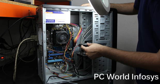 PC World Infosys in Kalol - Computer, Laptop Service Provider