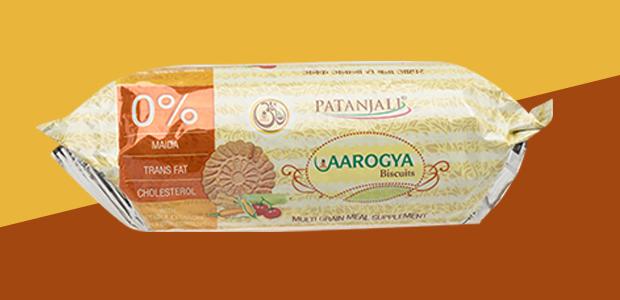 Patanjali Aarogya Biscuits by Patanjali Ayurved