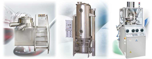 Pharmaceuticals Machinery Manufacturers & Exporters-Prism Pharma Machinery in Ahmedabad
