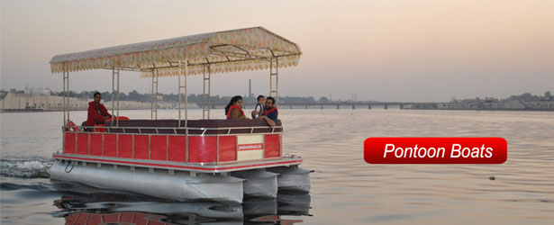 Pontoon Boats Manufacturers and Exporters - Indiabungy