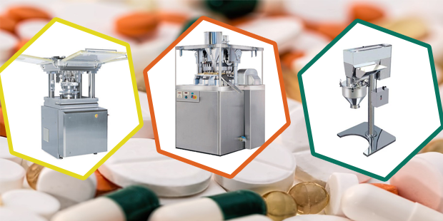 Prime Machinery - Tablet Press Machine, Pharmaceutical Machinery Manufacturer & Suppliers