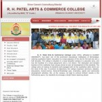 R H Patel Arts And Commerce College in New Vadaj, Ahmedabad | Commerce Colleges