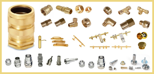 Rupen Brass in Jamnagar -  Precision Brass Product Manufacturer