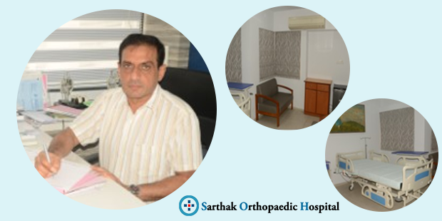 Sarthak Orthopaedic Hospital - Ahmedabad - Hip - Knee Joint Replacement - Arthoroscopic Surgery