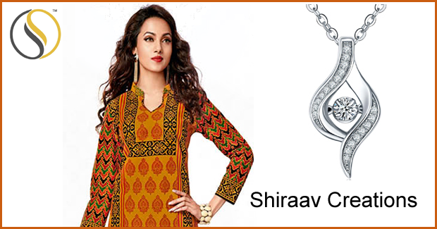 Shiraav Creations in Ahmedabad - Ladies Apparel and Custom Made Apparels Store
