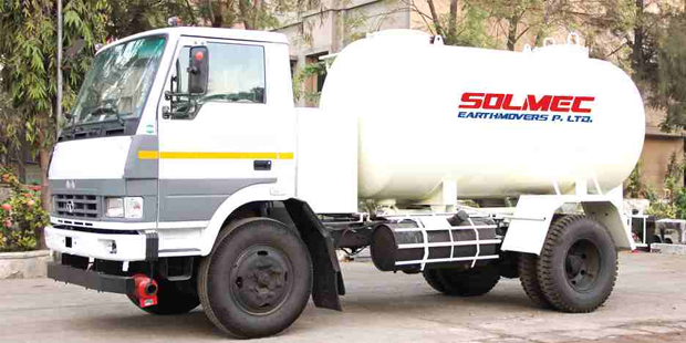 Solmec Earthmovers Pvt. Ltd in Ahmedabad, Wet Mix Macadam Plant and Road Construction Equipments Manufacturers