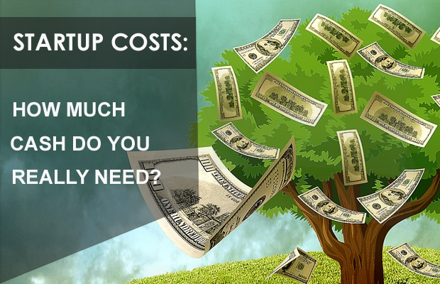 Startup Costs - How Much Cash Do You Really Need