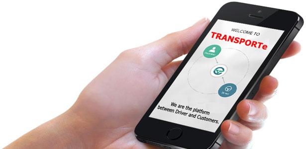 Transporters Mobile App - Transporte