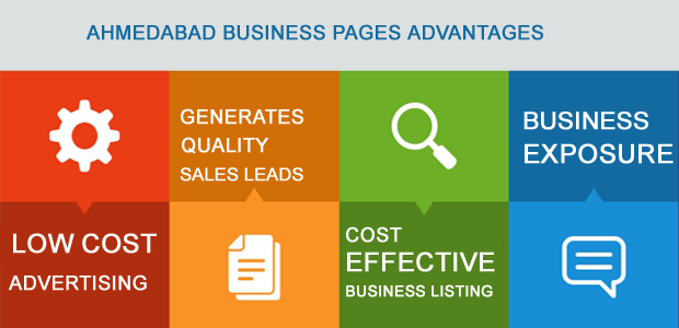 Ahmedabad Business Pages Advantages